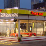 50th Anniversary McDonalds car house photo