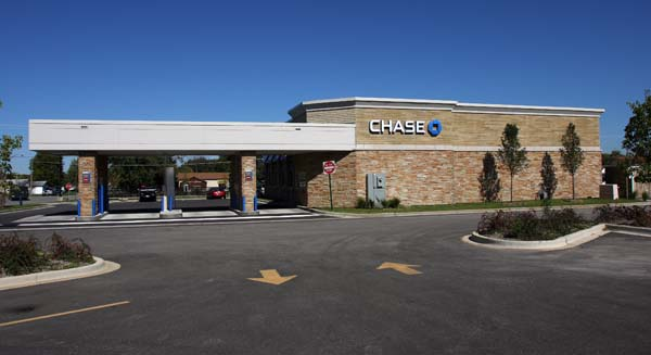 Chase Bank Peter Schwabe Construction