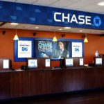 Interior of a Chase Bank