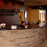 Fred Astaire reception area in Lake Country Plaza