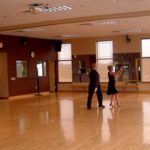 Studio of Fred Astaire dance studio inside Lake Country Plaza