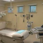 Marshfield Clinic interior exam room