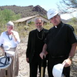Groundbreaking at the Redemptorist Renewal Center