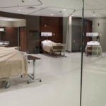 Simulation Lab with Beds