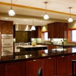 2nd floor kitchen at Ronald McDonald house