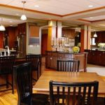 2nd floor kitchen at the Ronald McDonald house