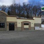 BP/Burger King exterior shot