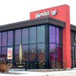 Wendy's front exterior