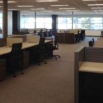 Interior office space at Tek Systems