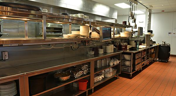 Kitchen Prep Line