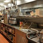 Kitchen of Granite City Food and Brewery