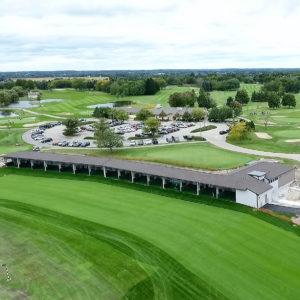 RangeTime aerial view