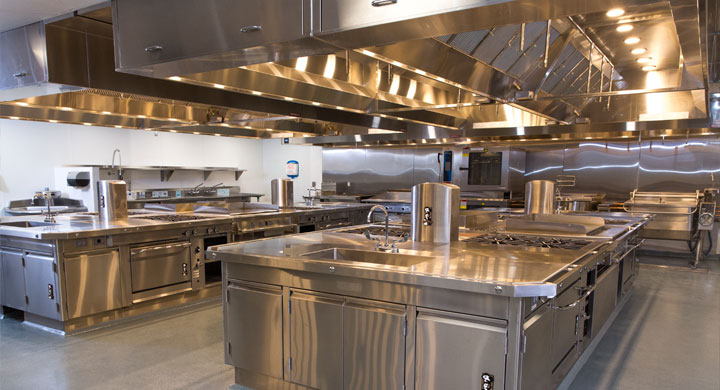 WCTC culinary classroom