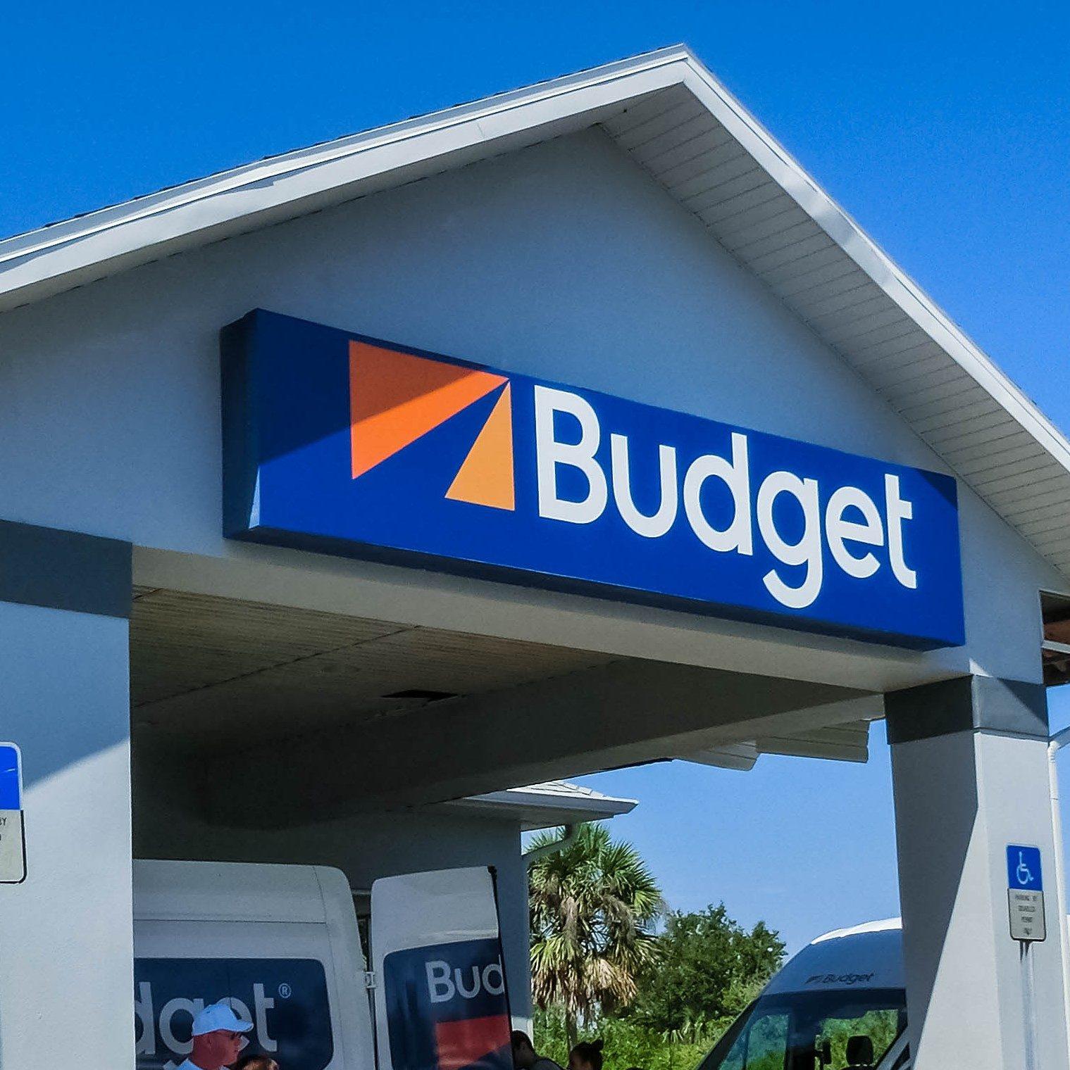 Budget Rental Car - Square
