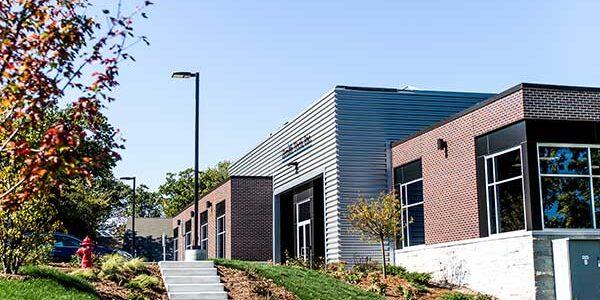 Zenith Tech exterior entrance
