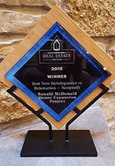 Milwaukee Business Journal Best New Development or Renovation Award